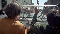 Peter Tork, Dean Davis, Davy Jones