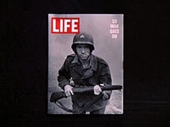 Peter Tork - Life Magazine / So war goes on