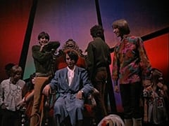 Davy Jones, Mike Nesmith, Micky Dolenz, Peter Tork, Phyllis Nesmith
