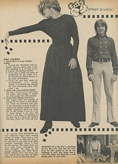 <cite>Tiger Beat</cite> (November 1966), We Are The Monkees, Page 37