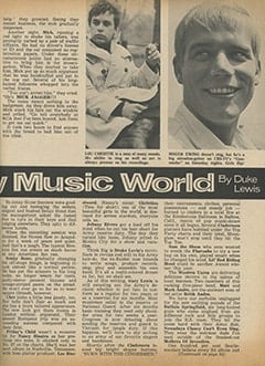 <cite>Tiger Beat</cite> (November 1966), This Popsy-Topsy Music World, Page 59