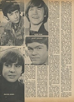 <cite>Flip</cite> (December 1966), All About The Monkees, Page 08
