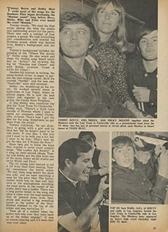 <cite>Tiger Beat</cite> (December 1966), Tommy Boyce and Bobby Hart Tell All About The Monkees, Page 21