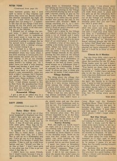 <cite>Tiger Beat</cite> (January 1967), The Story of My Life by Peter Tork, Page 58