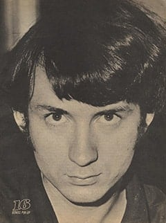 <cite>16</cite> (February 1967), Mike Nesmith Speaks Out, Page 09