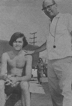 Micky Dolenz, Irving Lippman