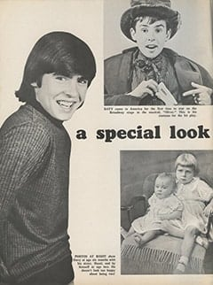 <cite>Tiger Beat</cite> (February 1967), A Special Look at Davy Jones, Page 02