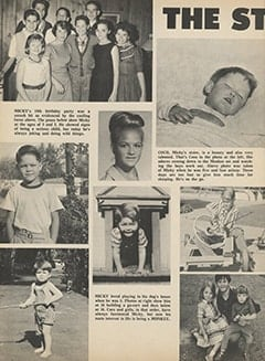 <cite>Tiger Beat</cite> (February 1967), The Story of My Life by Micky Dolenz, Page 28