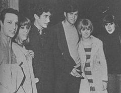 Barry Mann, Cynthia Weil, Phil Ochs, David Pearl, Lynne Randell, Davy Jones