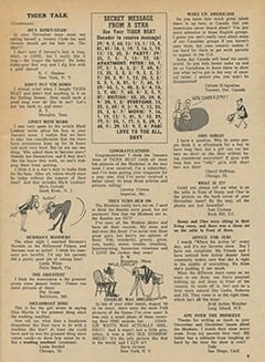 <cite>Tiger Beat</cite> (March 1967), Tiger Talk, Page 09