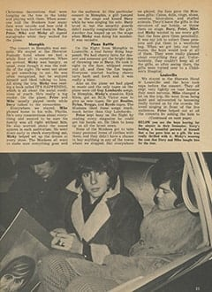 <cite>Tiger Beat</cite> (March 1967), My Life with The Monkees, Page 23