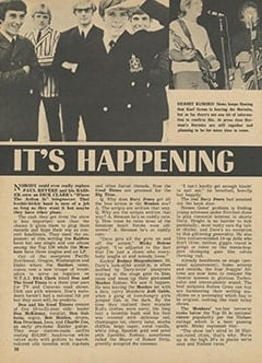 <cite>Tiger Beat</cite> (March 1967), It's Happening in Hollywood, Page 38
