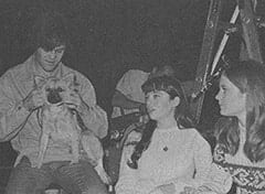Micky Dolenz, You, Angela Cartwright, Heather