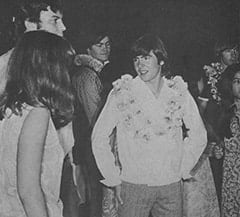 David Pearl, Micky Dolenz, Davy Jones, Peter Tork