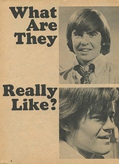 <cite>Monkee Spectacular</cite> (April 1967), What Are They Really Like?, Page 08