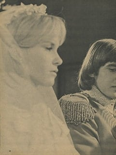 <cite>Monkee Spectacular</cite> (April 1967), Here's What Davy Jones Expects from Marriage, Page 12