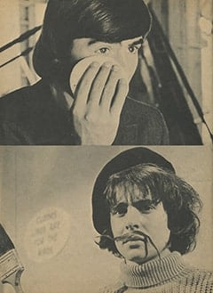 <cite>Monkee Spectacular</cite> (April 1967), Everywhere with The Monkees, Page 38