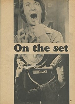 <cite>Monkee Spectacular</cite> (April 1967), Everywhere with The Monkees, Page 39
