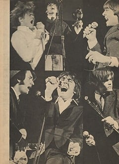 <cite>Monkee Spectacular</cite> (April 1967), Everywhere with The Monkees, Page 44