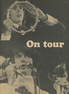 <cite>Monkee Spectacular</cite> (April 1967), Everywhere with The Monkees, Page 45
