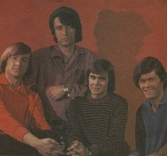 "Peter Tork, Mike Nesmith, Davy Jones, Micky Dolenz - ""Monkees Get out More Dirt"""