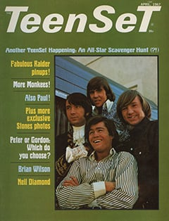 <cite>TeenSet</cite> (April 1967)