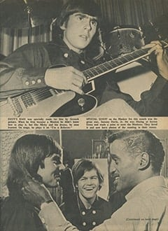 <cite>Tiger Beat</cite> (April 1967), I Visit with The Monkees (Part 4), Page 03
