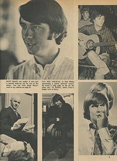 <cite>Tiger Beat</cite> (April 1967), I Visit with The Monkees (Part 4), Page 05