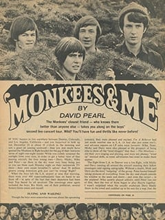 <cite>16</cite> (May 1967), Monkees & Me, Page 03