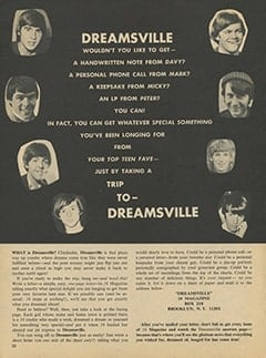<cite>16</cite> (May 1967), Dreamsville, Page 20