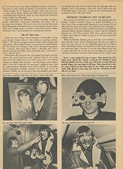 <cite>16</cite> (May 1967), Monkees & Me, Page 26