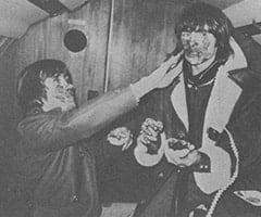 Ric Klein, Davy Jones