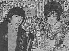 Davy Jones, Brenda Lee