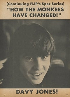<cite>Flip</cite> (May 1967), How The Monkees Have Changed, Page 42