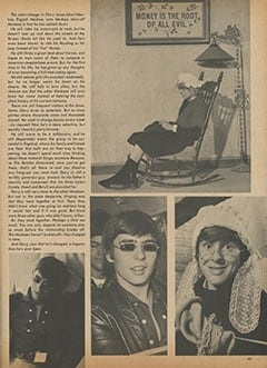<cite>Flip</cite> (May 1967), How The Monkees Have Changed, Page 43