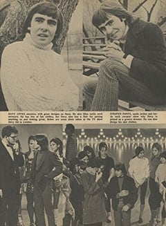 <cite>Monkee Spectacular</cite> (May 1967), I Went Along on Davy's Outasite Vacation, Page 39