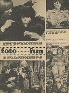 <cite>Monkee Spectacular</cite> (May 1967), Foto Fun, Page 53