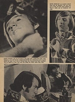 <cite>Tiger Beat</cite> (May 1967), I Visit with The Monkees (Part 5), Page 21