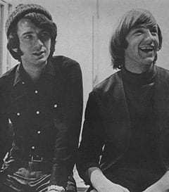 "Mike Nesmith, Peter Tork - ""Monkees Get out More Dirt"""
