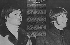 "Micky Dolenz, Jim ""Harpo"" Valley"
