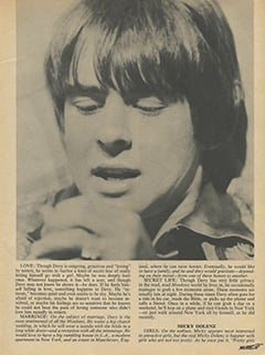 <cite>16 Spec</cite> (Summer 1967), The Monkees: What They Think About Girls, Dating, Love, Marriage, Page 05