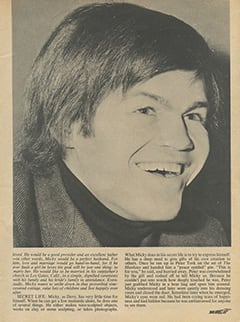 <cite>16 Spec</cite> (Summer 1967), The Monkees: What They Think About Girls, Dating, Love, Marriage, Page 07