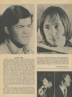<cite>16 Spec</cite> (Summer 1967), The Monkees: What They Think About Girls, Dating, Love, Marriage, Page 08