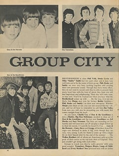 <cite>16 Spec</cite> (Summer 1967), Group City by Geegee, Page 40