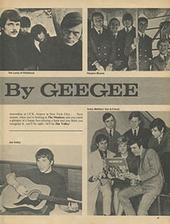 <cite>16 Spec</cite> (Summer 1967), Group City by Geegee, Page 41