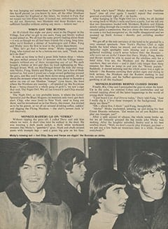 <cite>16</cite> (June 1967), Monkees &amp; Me, Page 08
