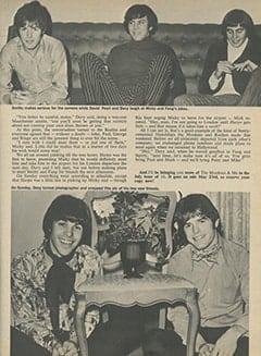 <cite>16</cite> (June 1967), Monkees &amp; Me, Page 31