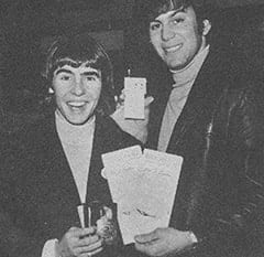 Davy Jones, David Pearl