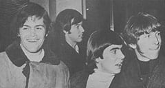 "Micky Dolenz, Chip Douglas, Davy Jones, Jim ""Harpo"" Valley"