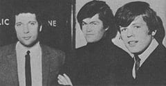 Tom Jones, Micky Dolenz, Peter Noone